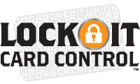 Logo for the Lock It Card Control Program